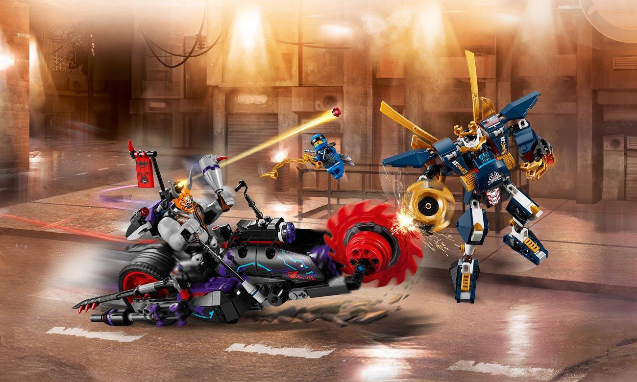 LEGO NINJAGO Killow kontra Samuraj X