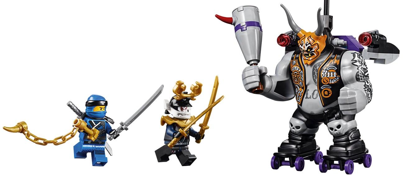 Lego Ninjago Killow Kontra Samuraj X Klocki Lego Sklep