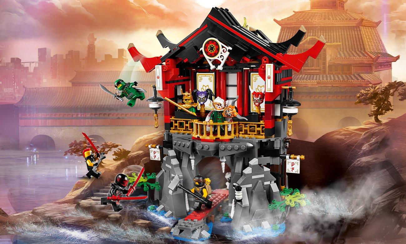 LEGO NINJAGO Świątynia Wskrzeszenia