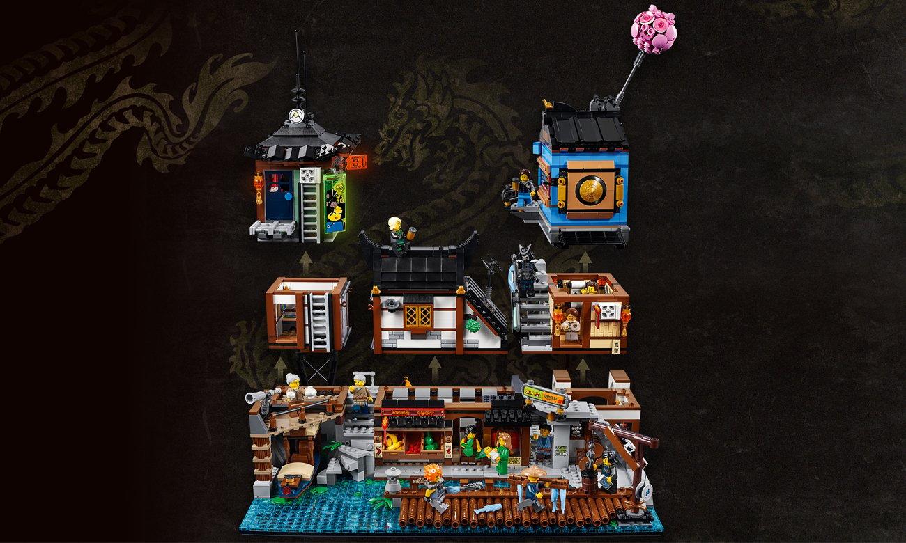 lego ninjago doki