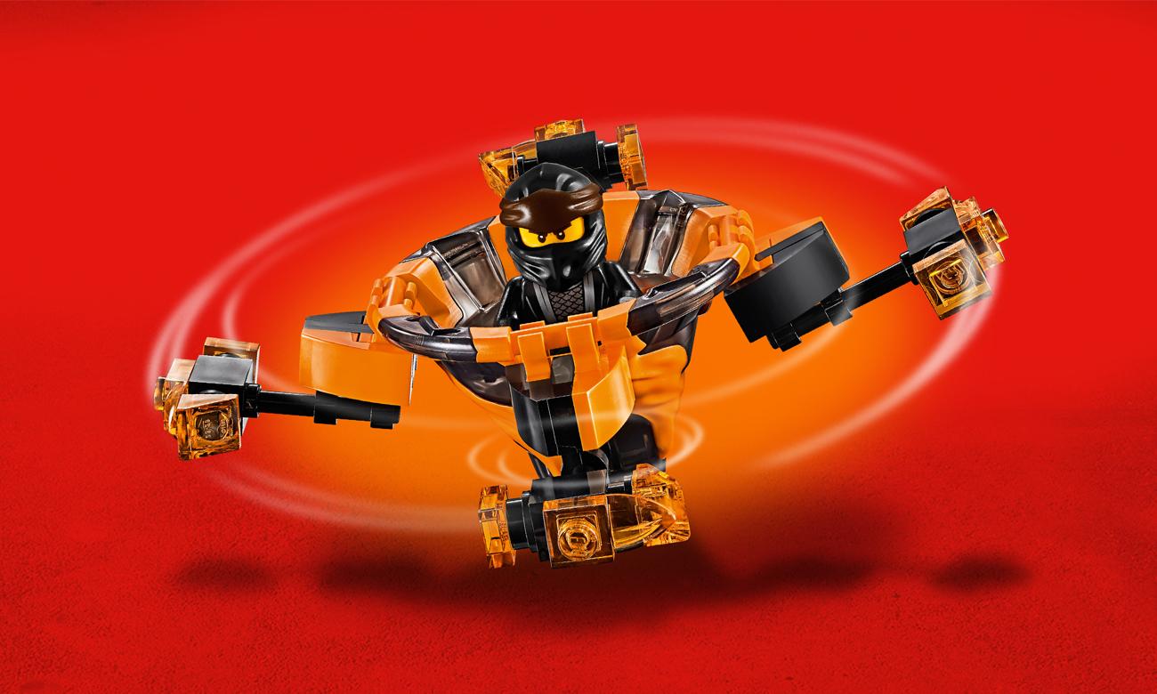 lego ninjago spinner