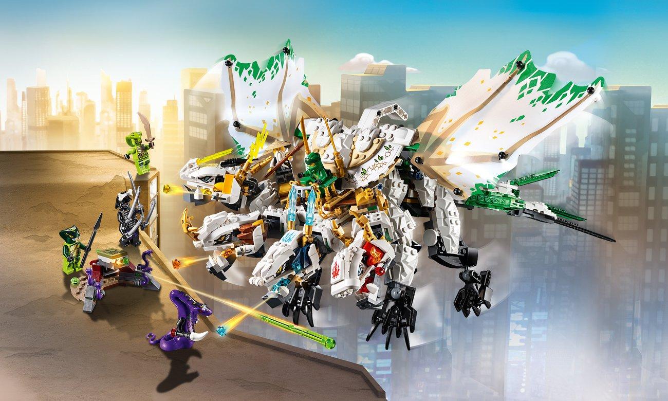 LEGO NINJAGO Ultrasmok