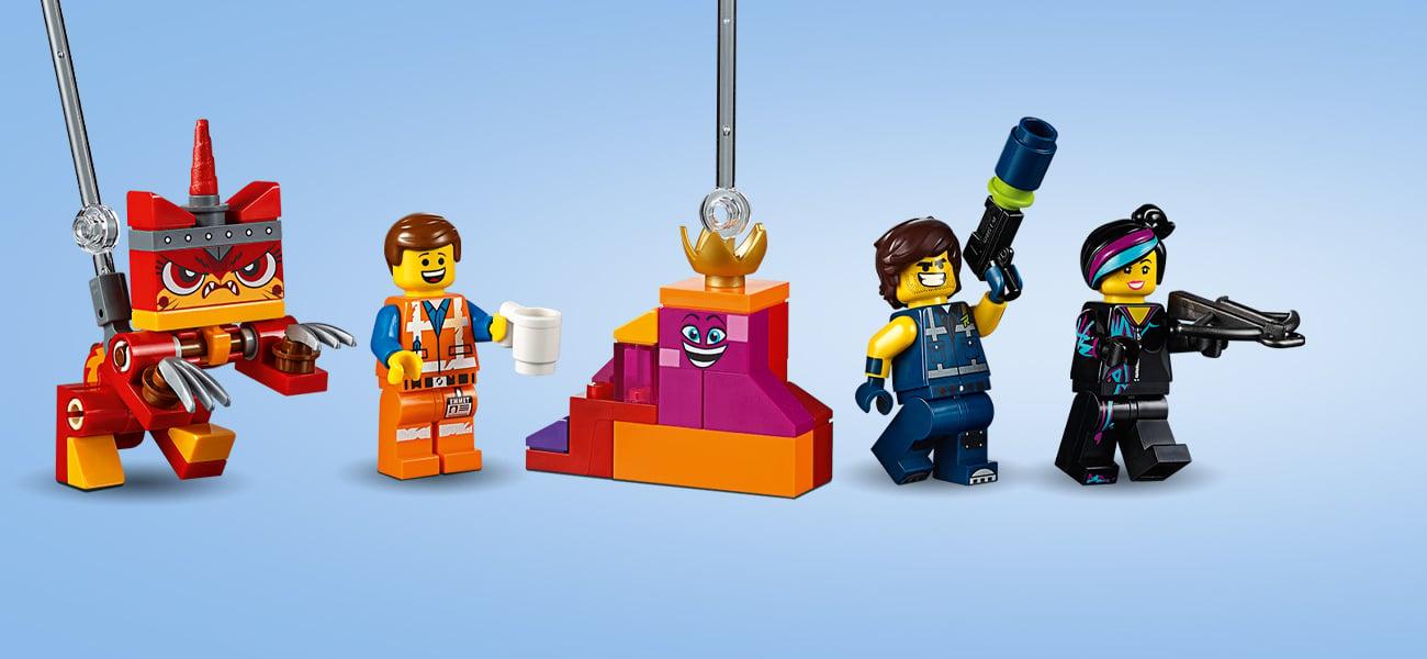 lego movie minifigurki