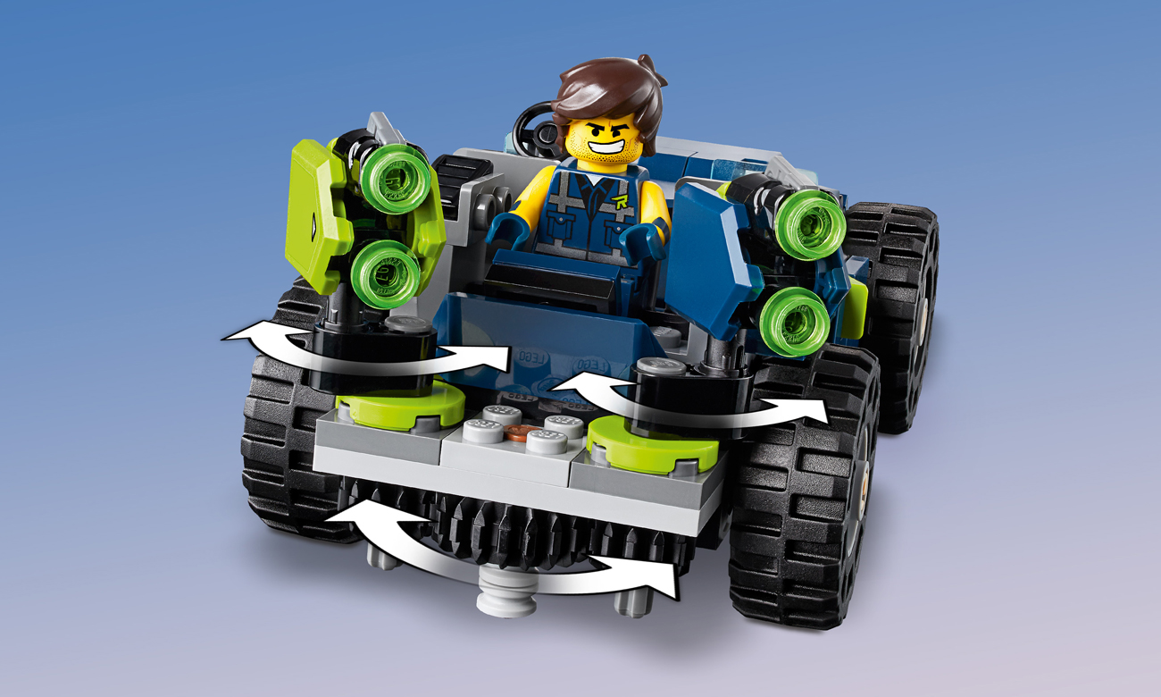klocki lego film lego przygoda