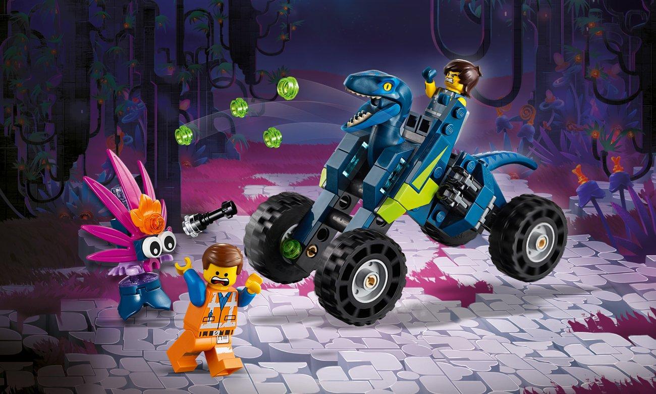Lego Movie Terenówka Rexa Klocki Lego Sklep Internetowy Alto