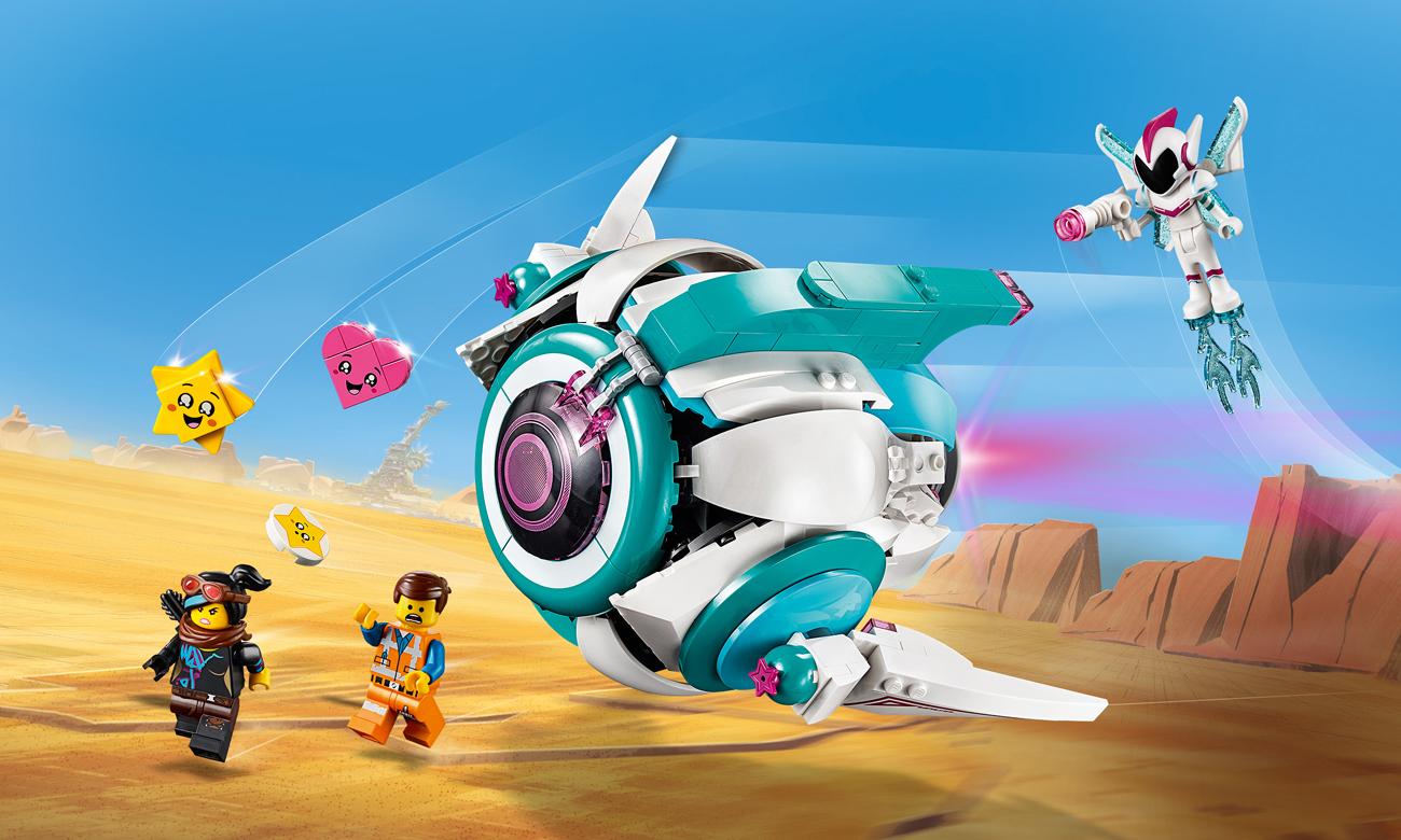 LEGO Movie 2 Łazik Emmeta i Lucy