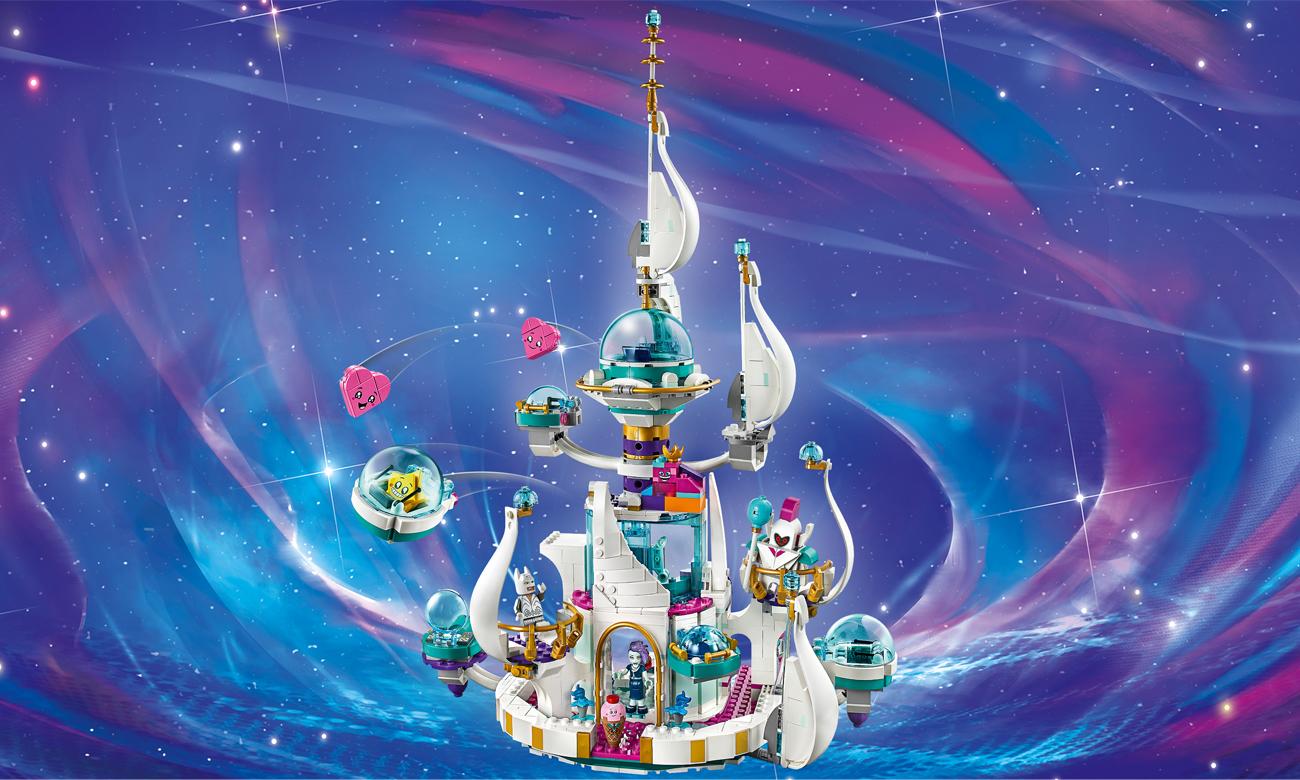 LEGO Movie 2 Pałac Królowej Wisimi