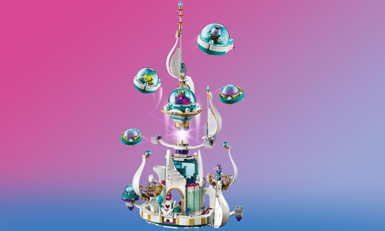 film lego przygoda zamek