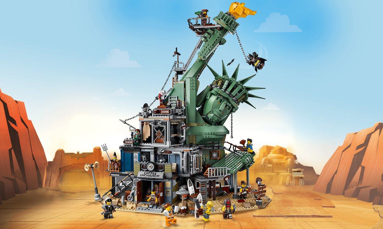 LEGO Movie 2 Witajcie w Apokalipsburgu
