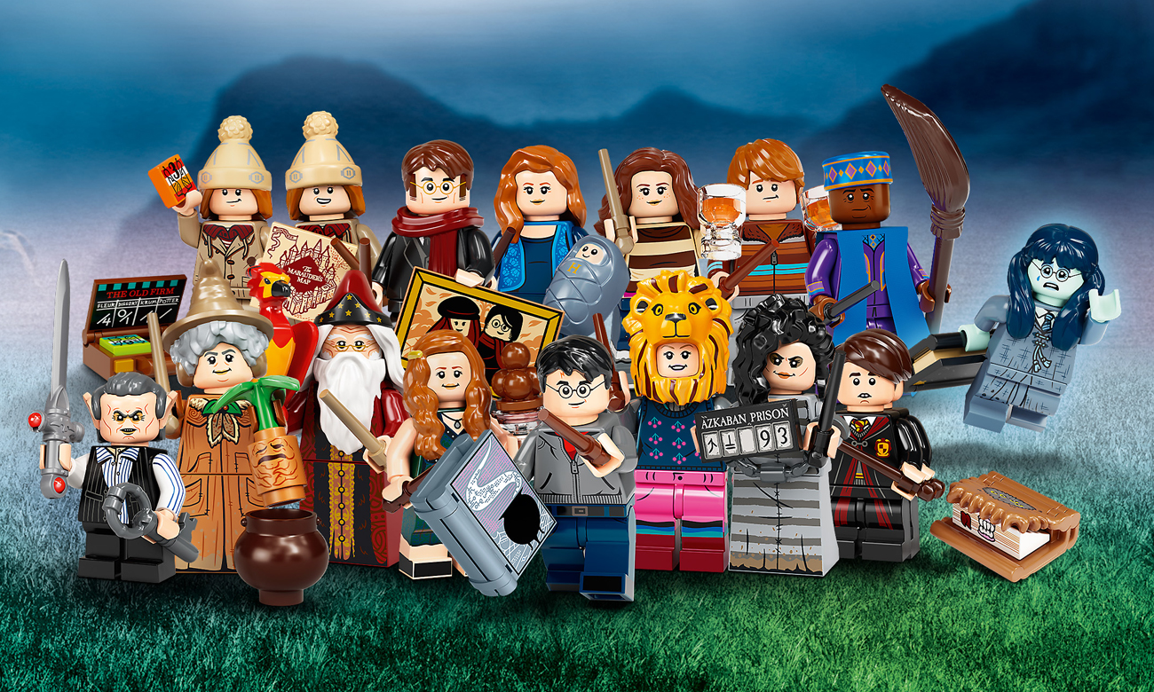 LEGO Minifigures Harry Potter — seria 2