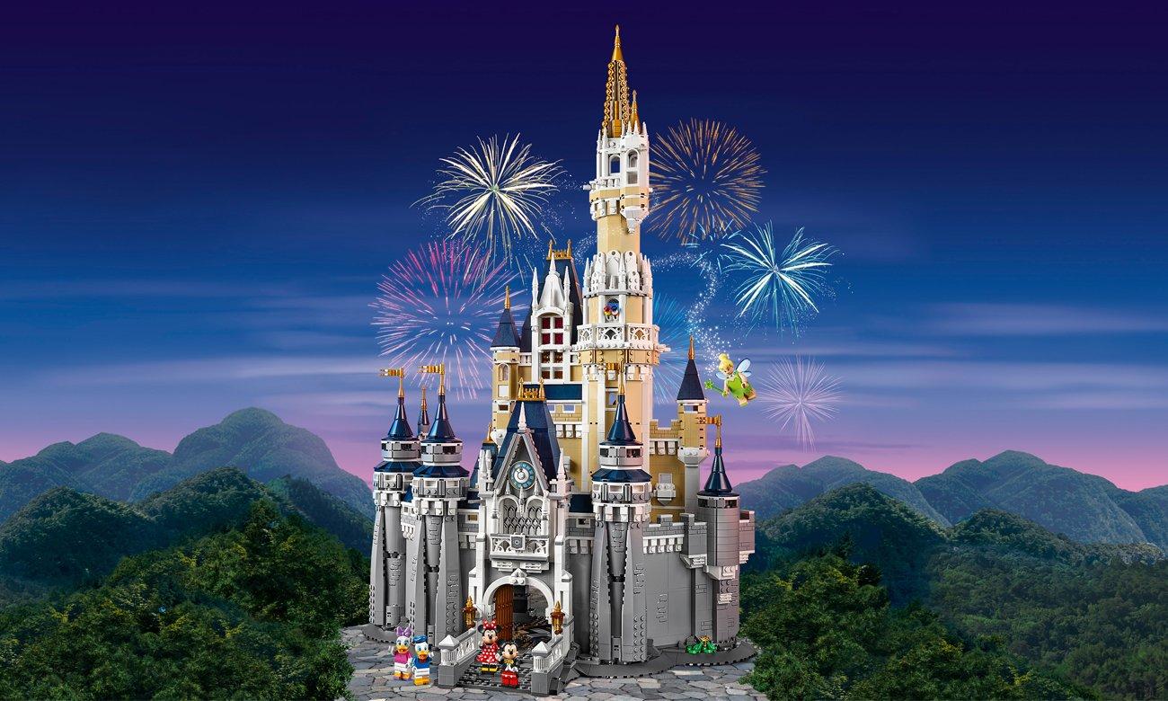 LEGO Disney Zamek Disneya