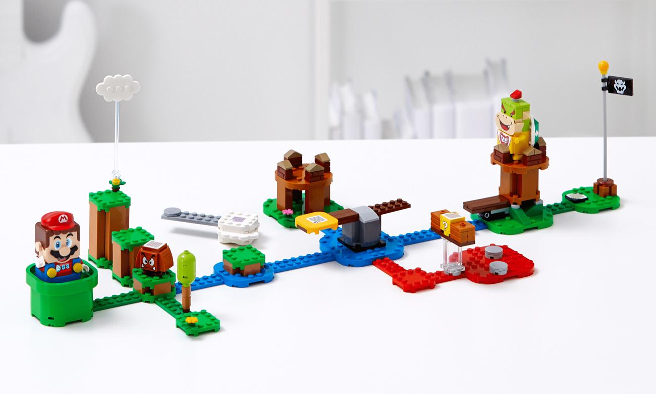 LEGO Super Mario Przygody z Mario - zestaw startowy