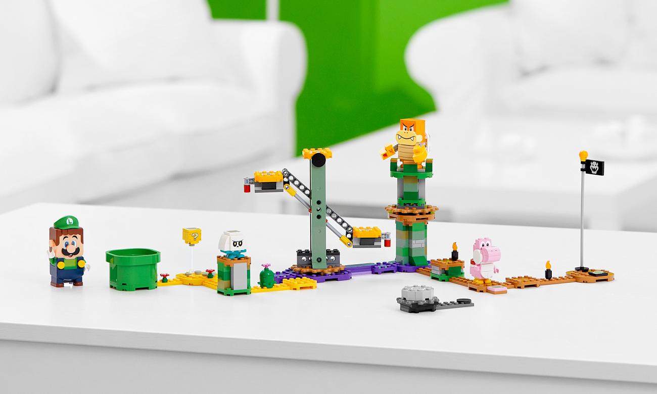 LEGO Super Mario Przygody z Luigim