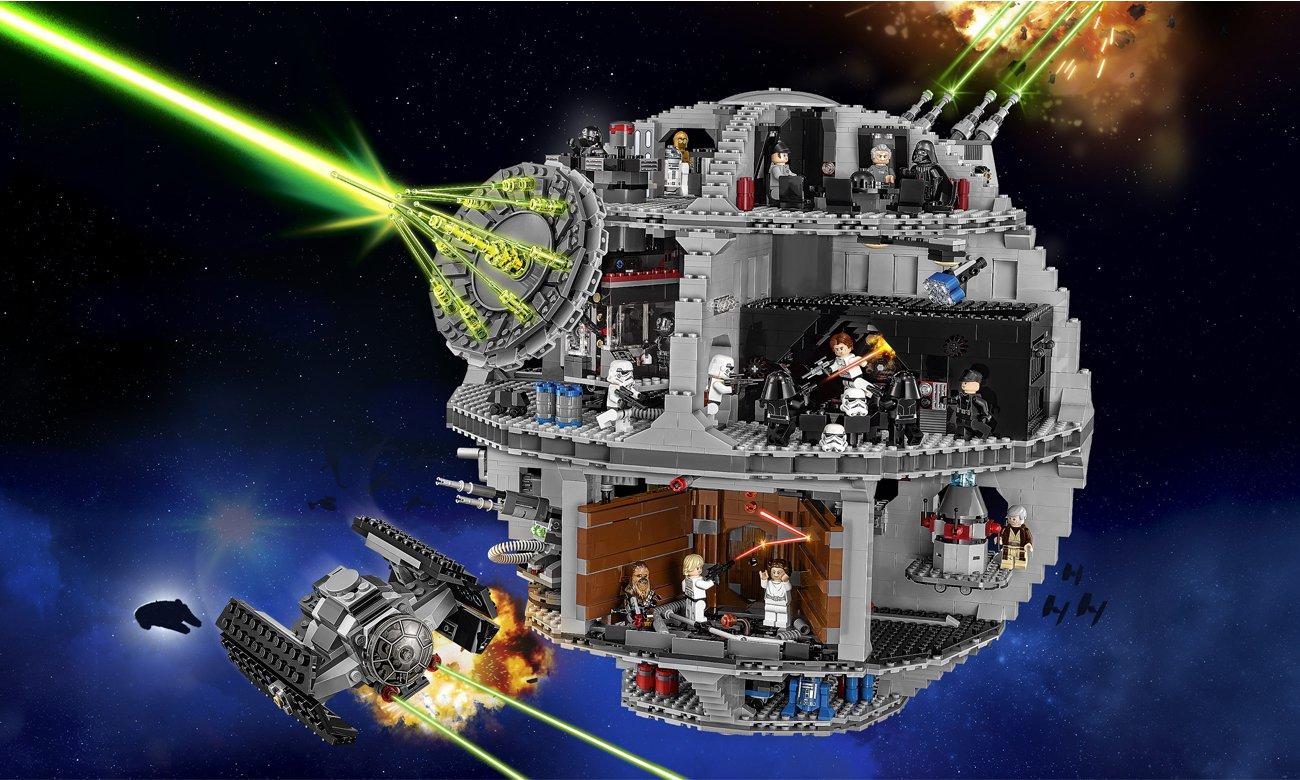 LEGO Star Wars Gwiazda Śmierci