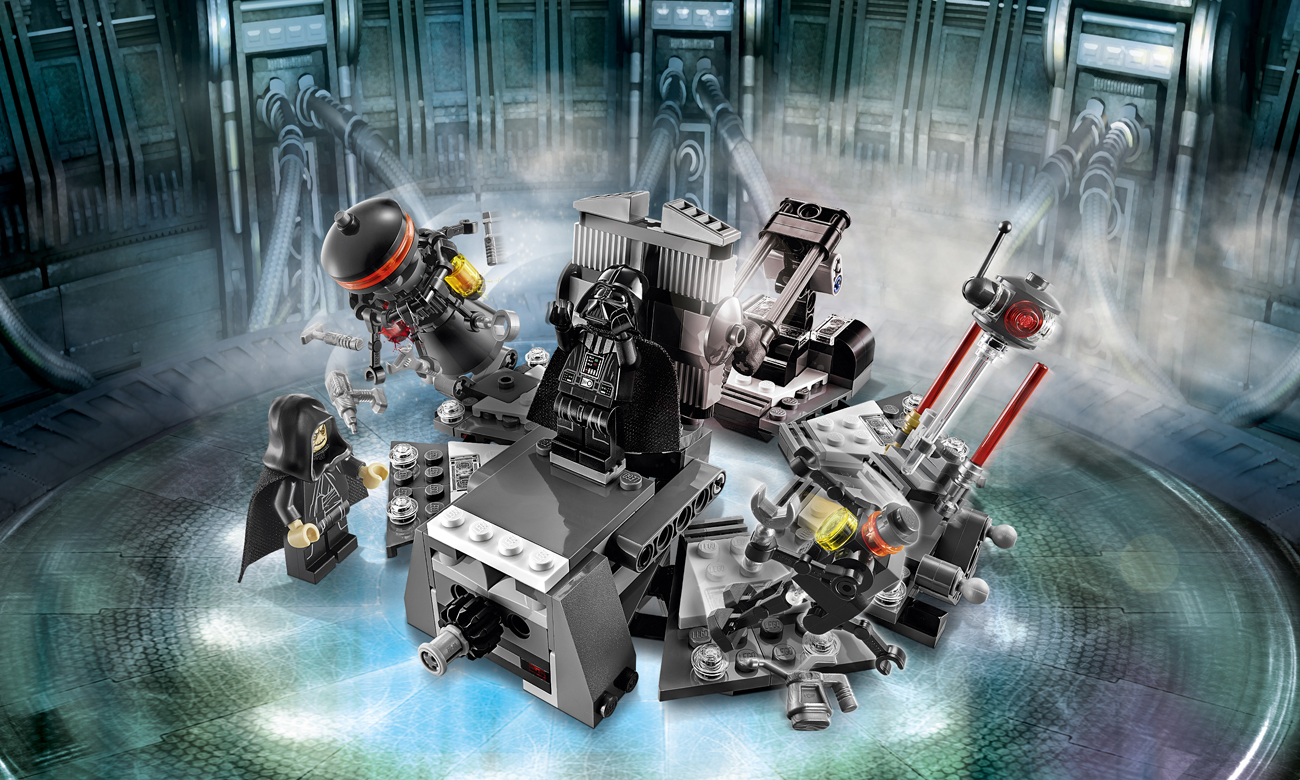 LEGO Star Wars Transformacja Dartha Vadera