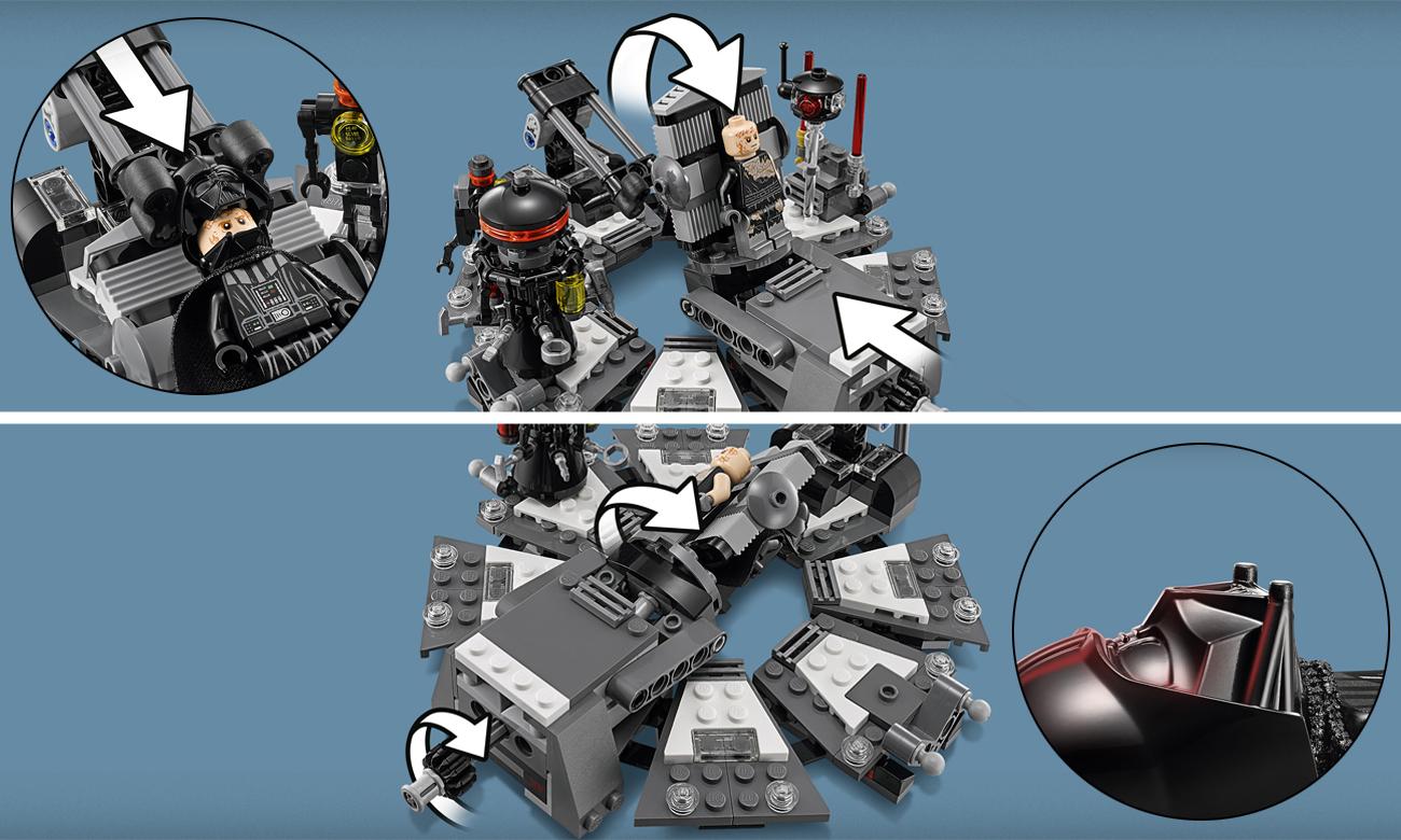 LEGO® Star Wars™ darth vader