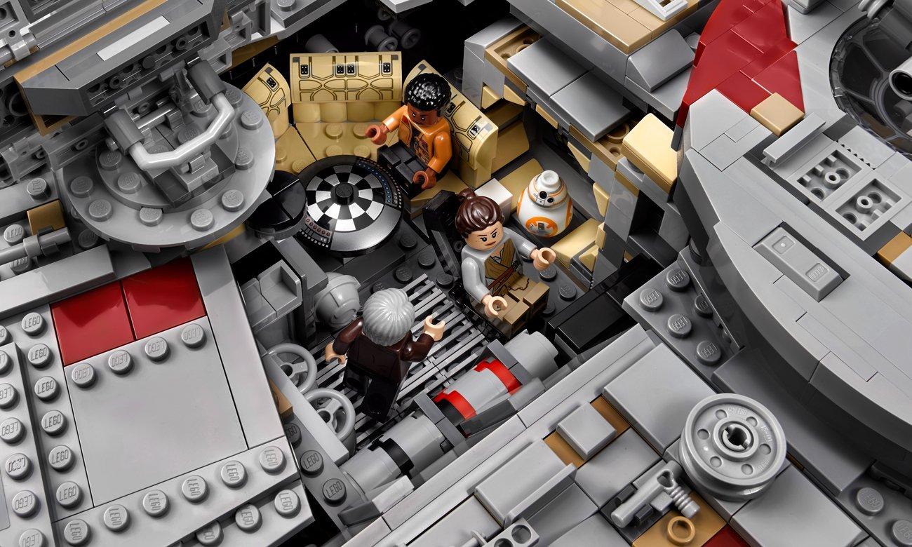 lego star wars sokół