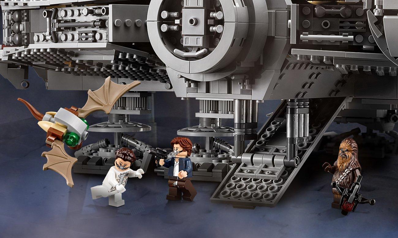 lego star wars minifigurki