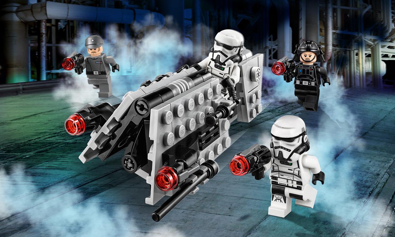 LEGO Star Wars Imperialny patrol