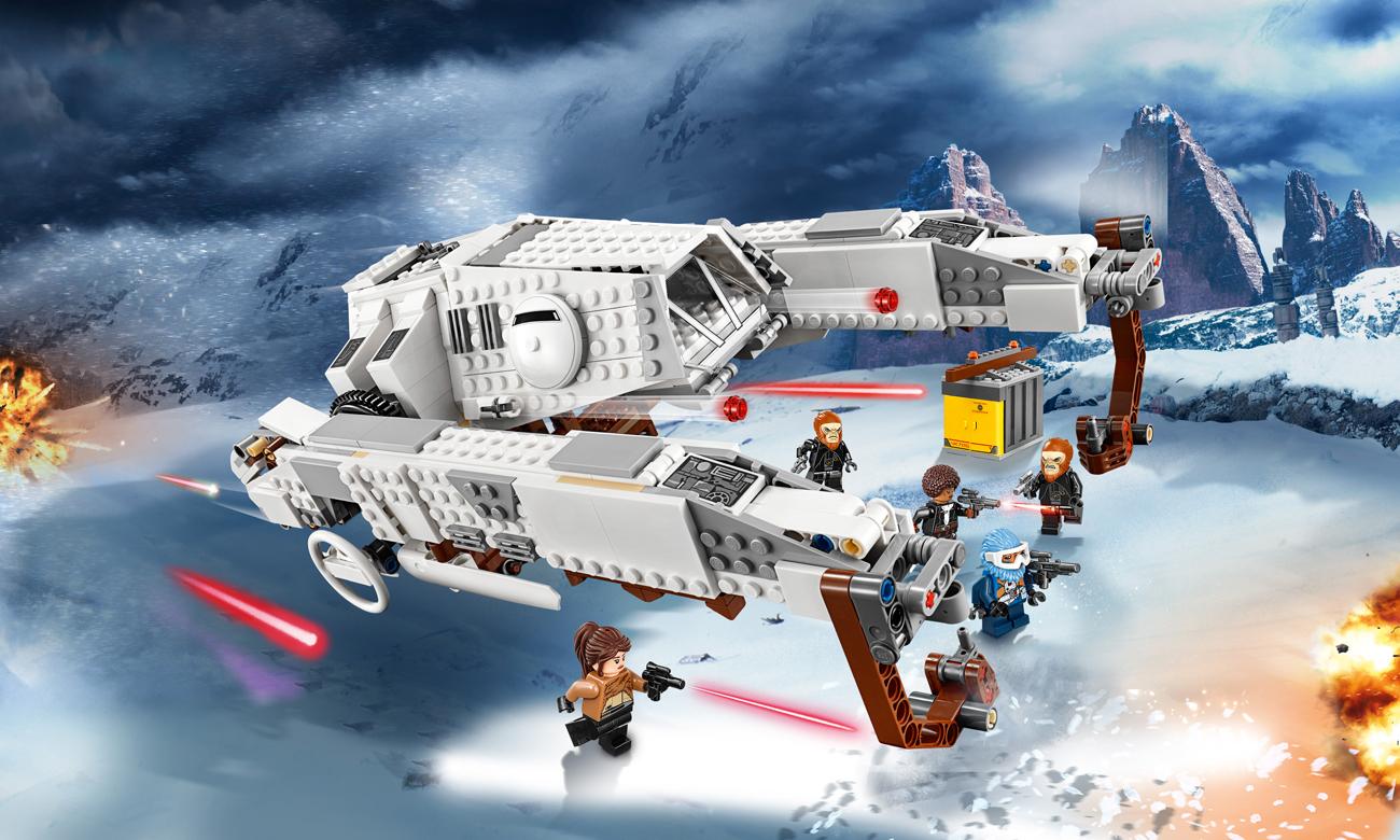 LEGO Star Wars Imperialny AT-Hauler