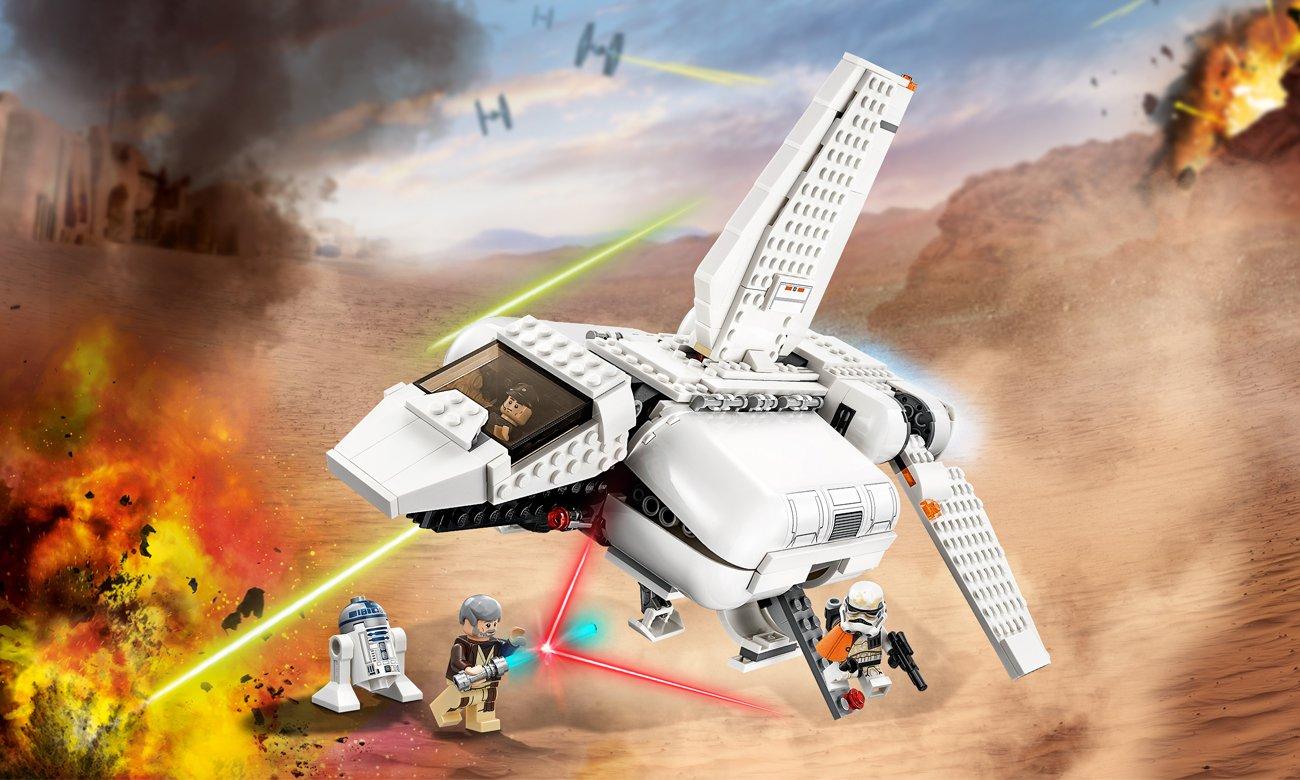 LEGO Star Wars Pojazd desantowy Imperium