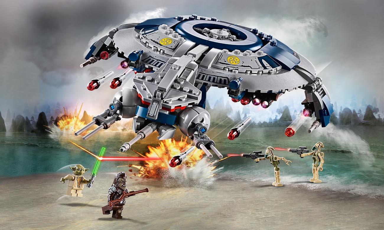 LEGO Star Wars Okręt bojowy droidów