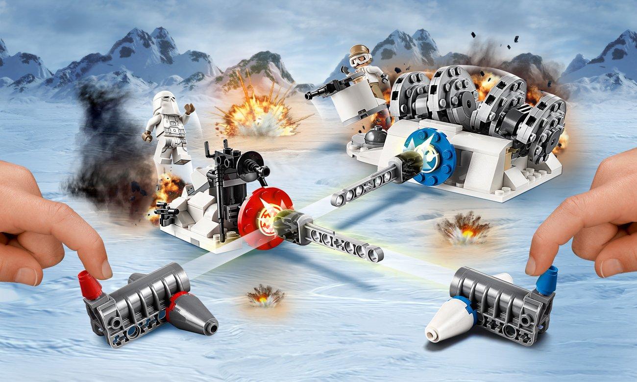 LEGO Star Wars Atak na generator na Hoth