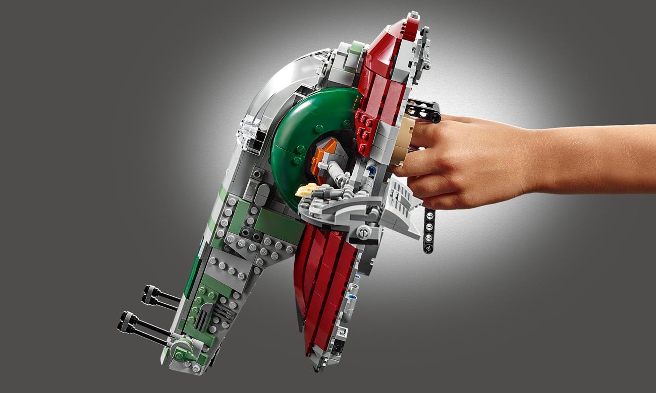 lego gwiezdne wojny statek kosmiczny