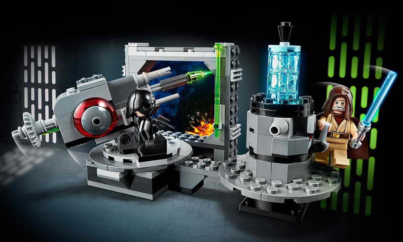 LEGO Star Wars Działo na Gwieździe Śmierci