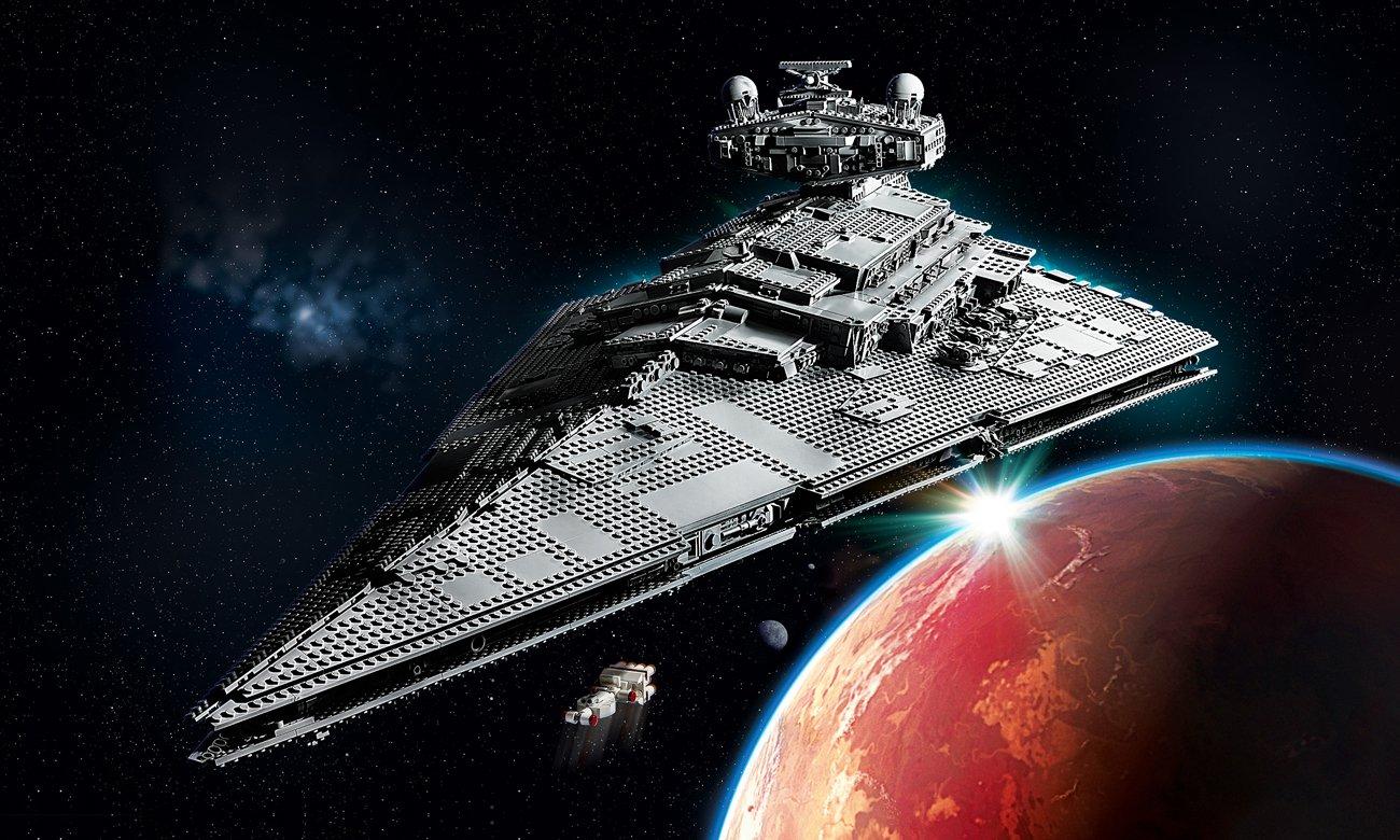 LEGO Star Wars Gwiezdny Niszczyciel Imperium