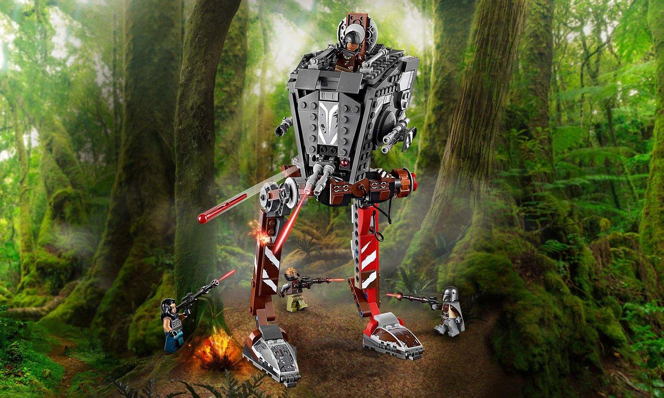 LEGO Star Wars Szturmowa maszyna krocząca AT-ST