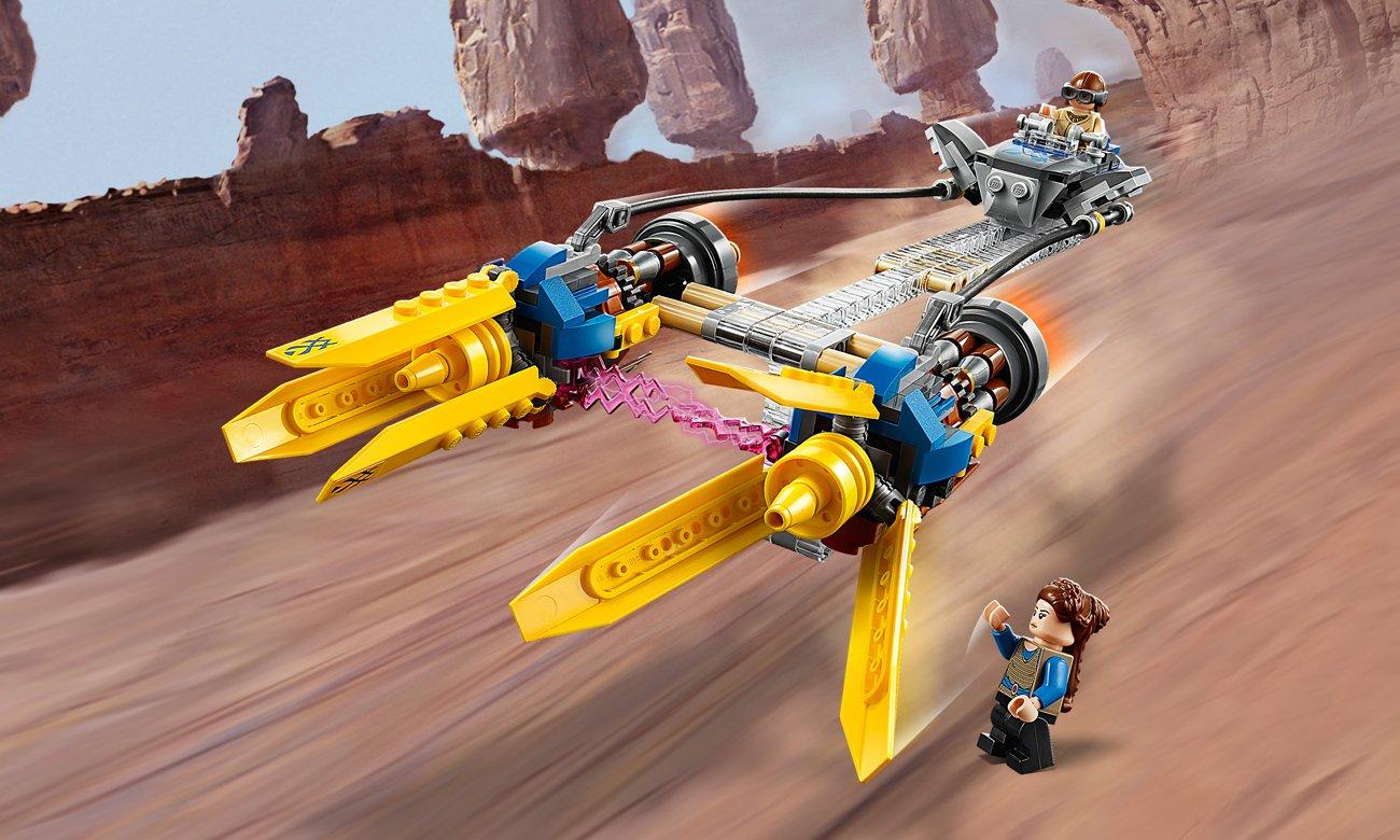 LEGO Star Wars Ścigacz Anakina