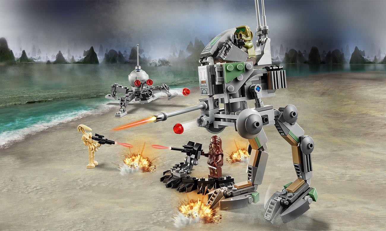 LEGO Star Wars Maszyna kroczaca klonów