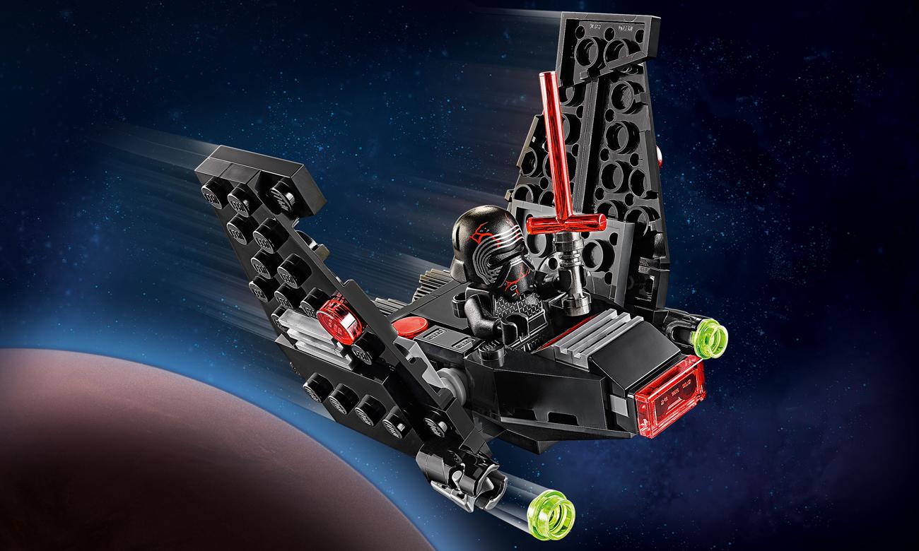 LEGO Star Wars Wahadłowiec Kylo Rena