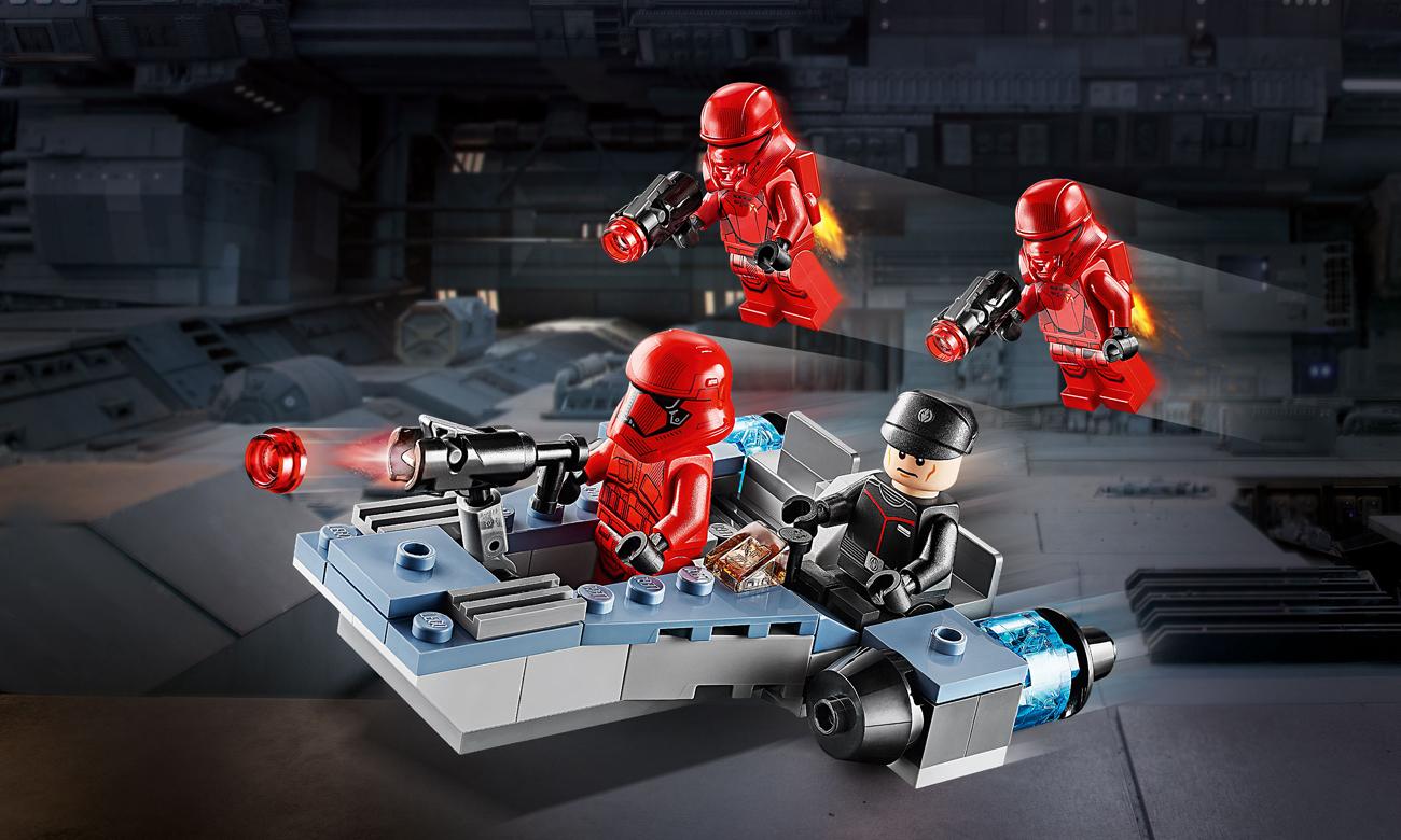 LEGO Star Wars Zestaw bitewny żołnierzy Sithów