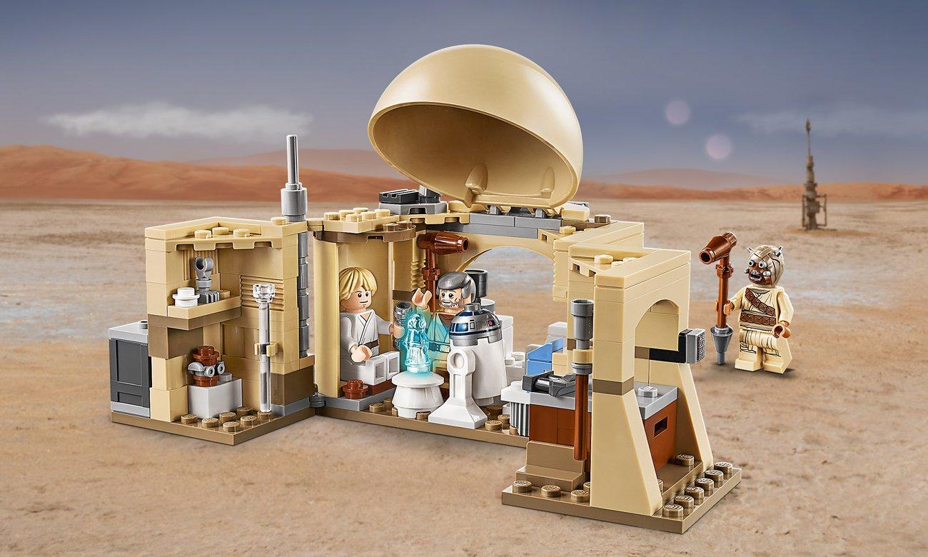 LEGO Star Wars Chatka Obi-Wana