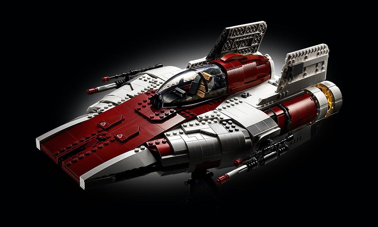 LEGO Star Wars Myśliwiec A-wing