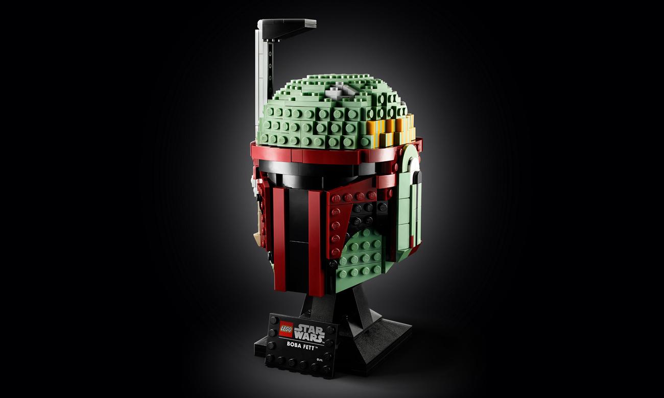 LEGO Star Wars Hełm Boby Fetta