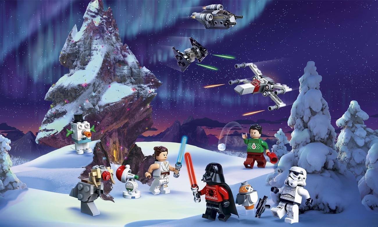 LEGO Star Wars Kalendarz adwentowy
