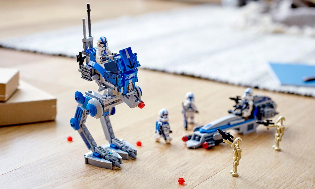 lego star wars zestaw droid