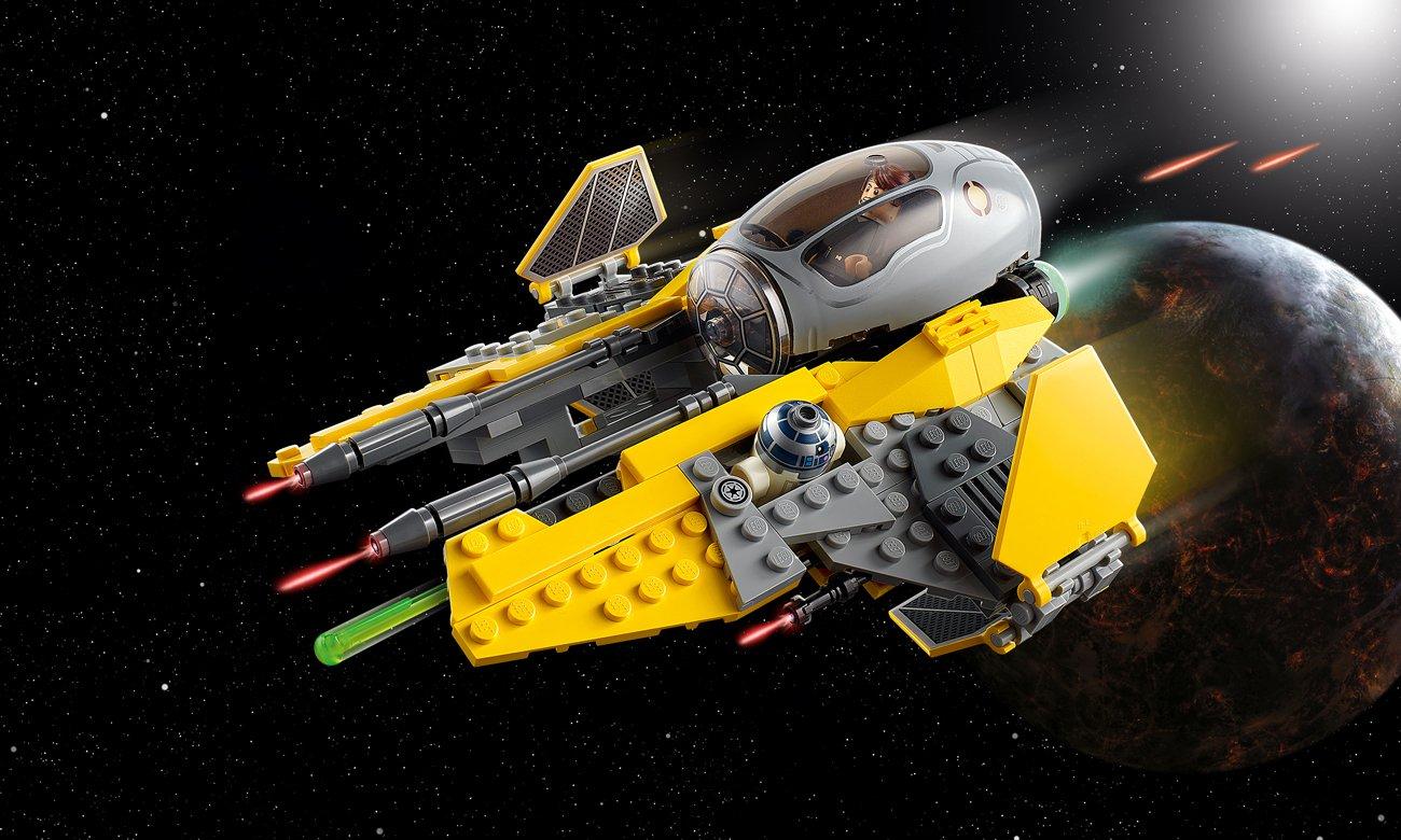 LEGO Star Wars Jedi Interceptor Anakina
