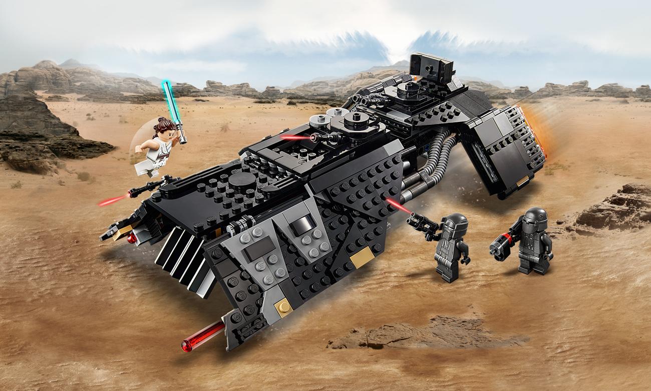 LEGO Star Wars Statek transportowy Rycerzy Ren