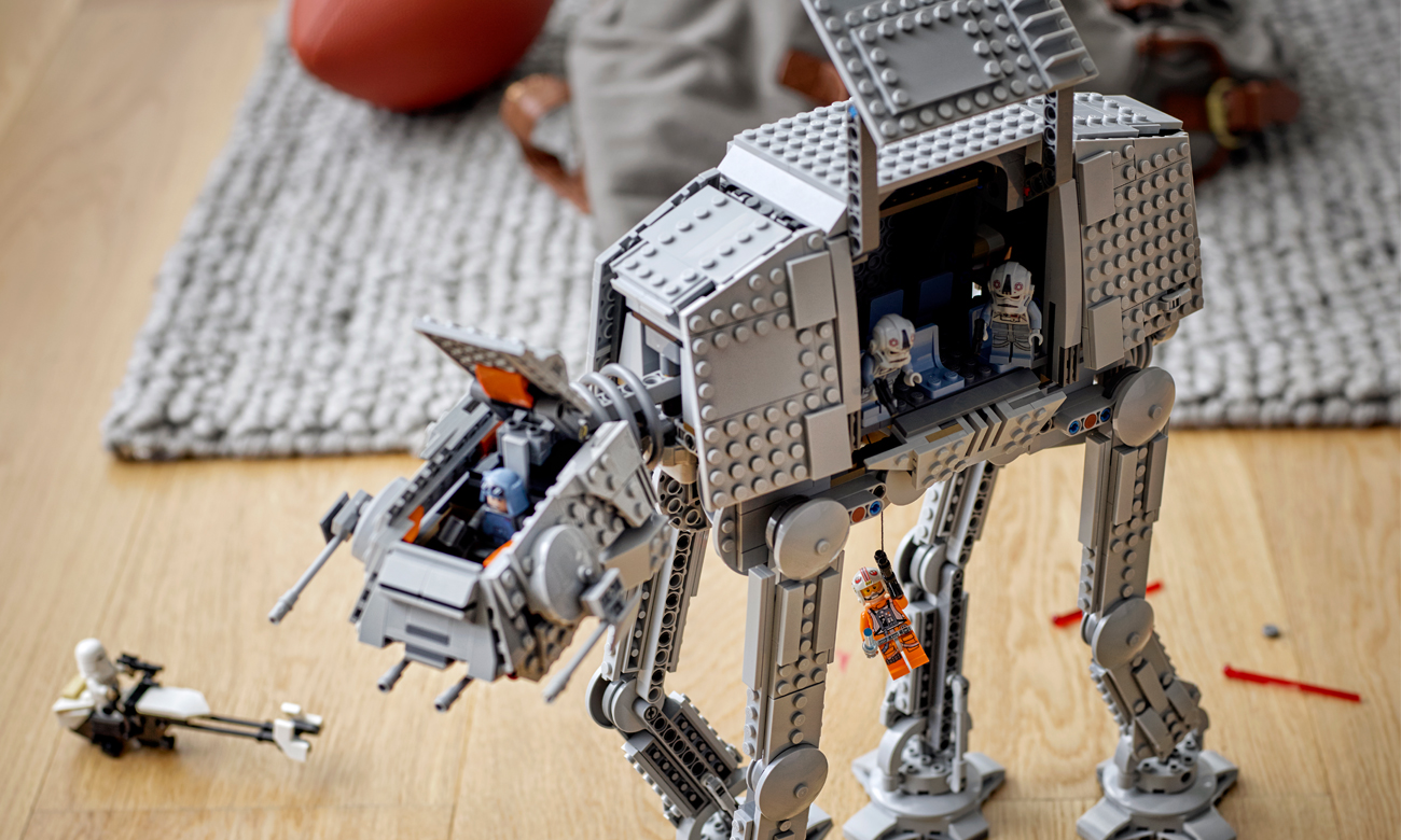 lego star wars maszyna krocząca