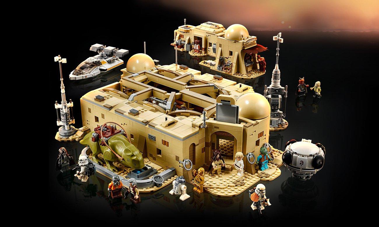 LEGO Star Wars Kantyna Mos Eisley