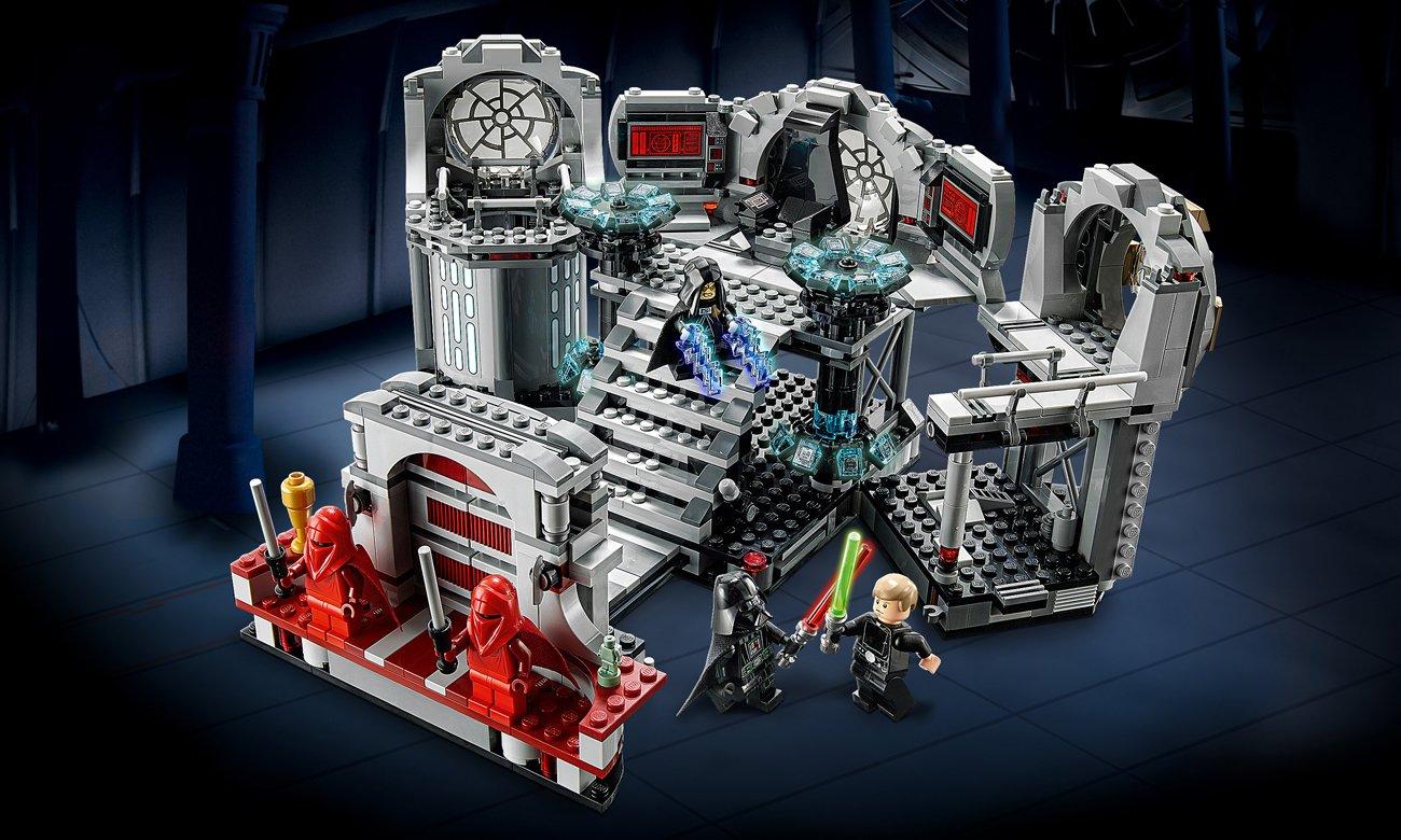 LEGO Star Wars Gwiazda Śmierci — ostateczny pojedynek