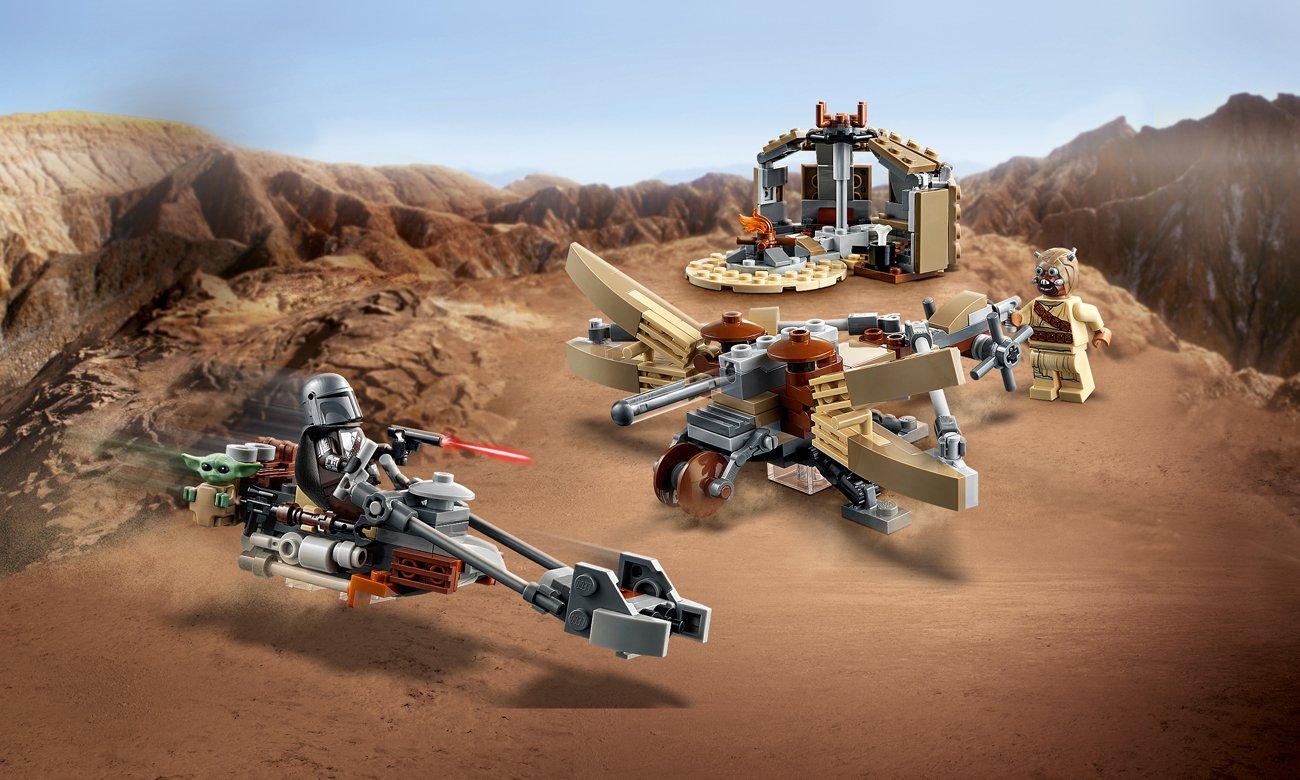 LEGO Star Wars Kłopoty na Tatooine
