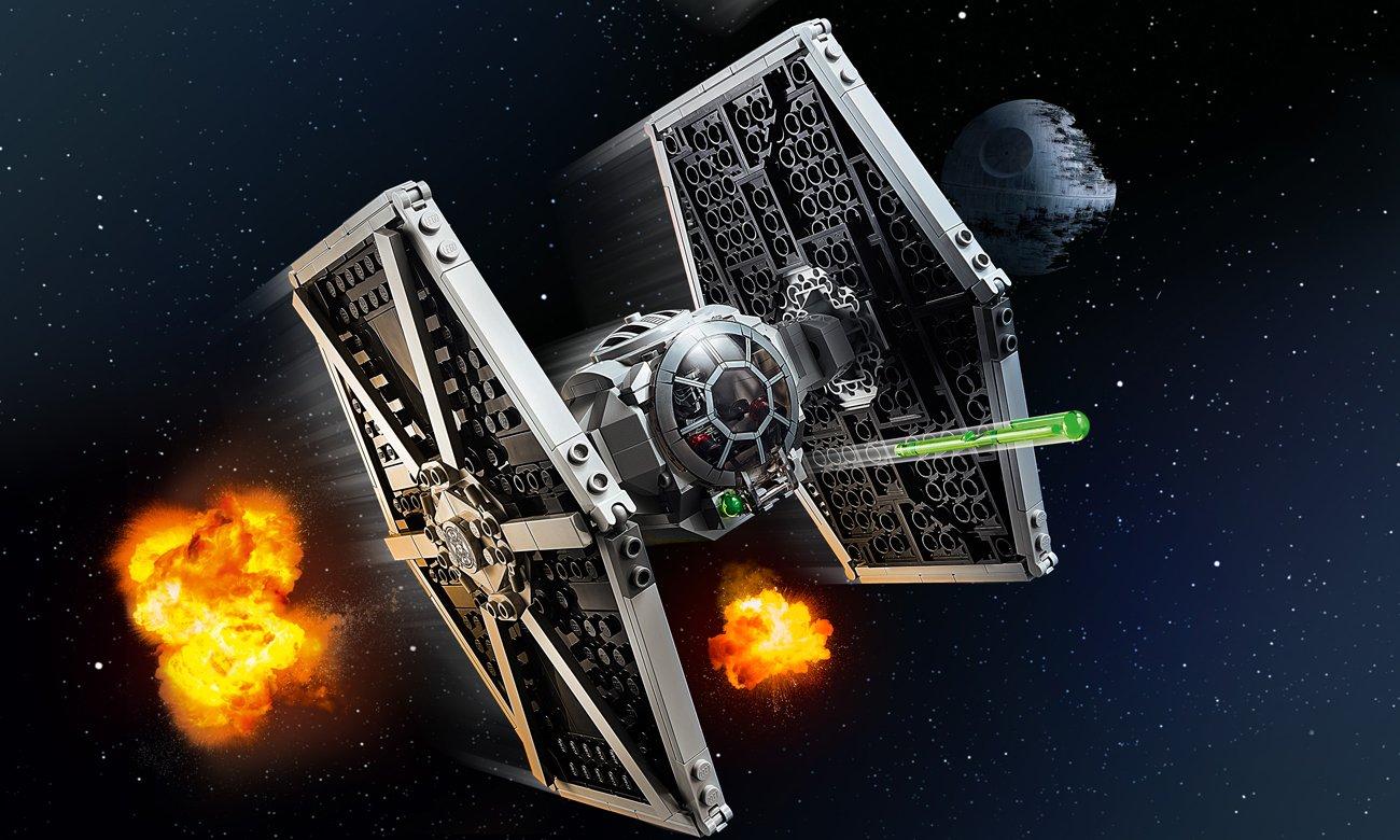 LEGO Star Wars Imperialny myśliwiec TIE
