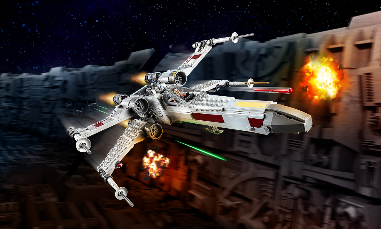LEGO Star Wars Myśliwiec X-Wing Luke'a Skywalkera
