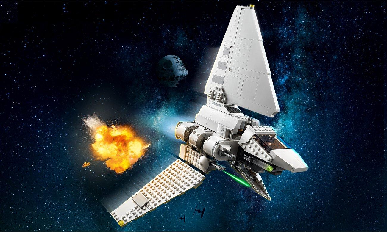 LEGO Star Wars Imperialny wahadłowiec