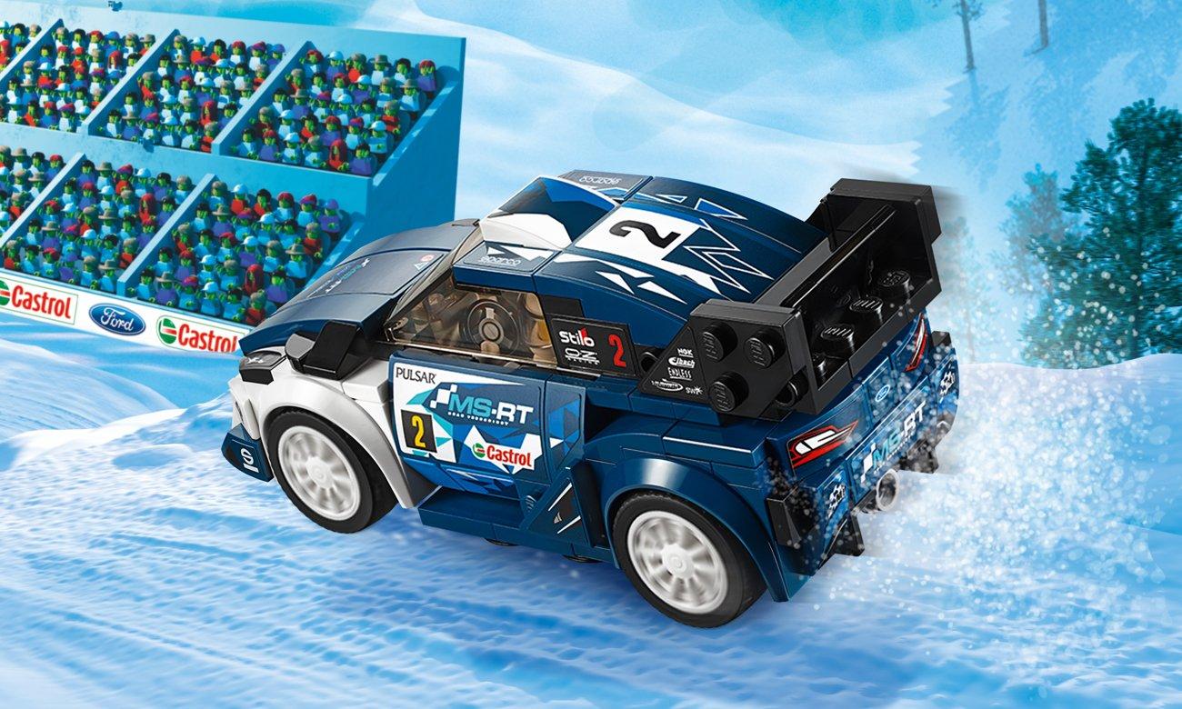 lego samochód ford fiesta